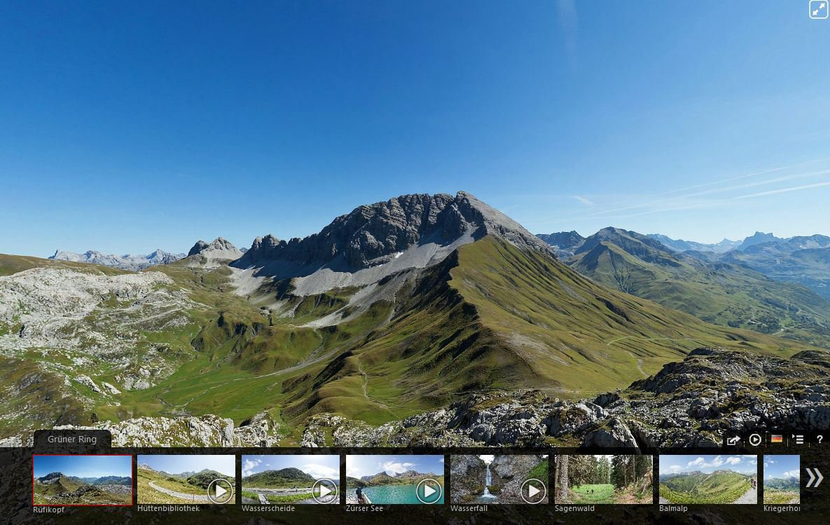 Panoramatour Sommer